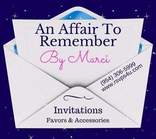 An Affair To Remember By Marci, LLC