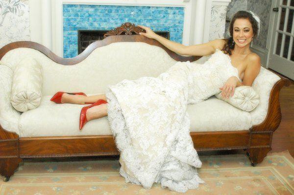 Bridal portarit