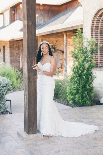 Bridal joy