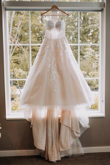 Morgan's Dress