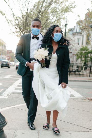 Wedding during Covid-19