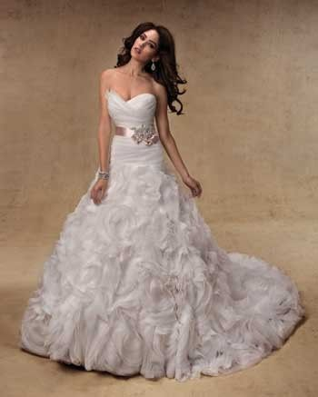 Tmx 1387162095938 14523fron Warwick wedding dress