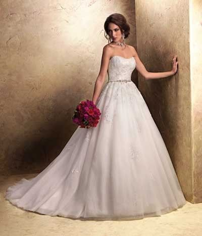 Tmx 1387162097539 19823fron Warwick wedding dress