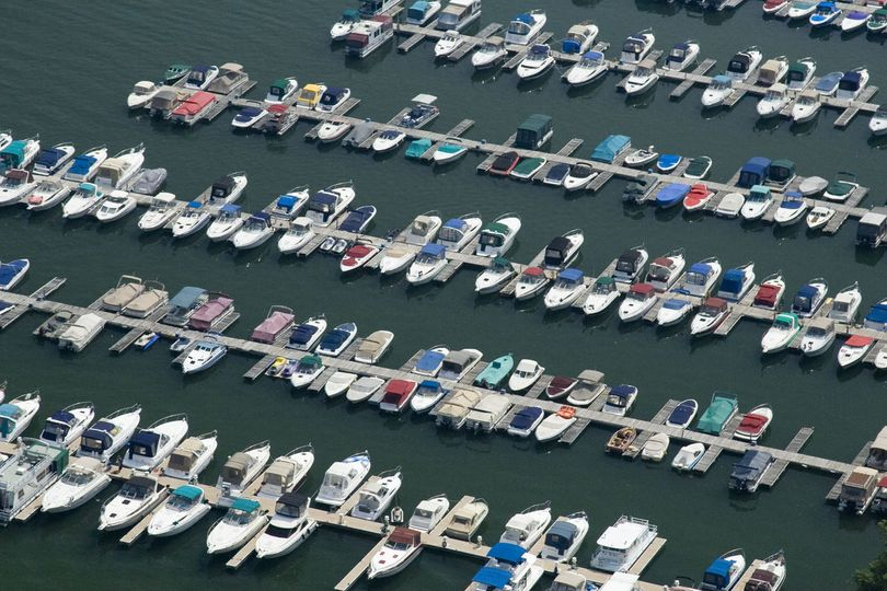 aerial close up marina resize