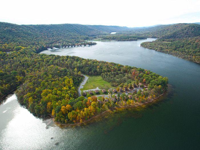 lake raystown resort villas