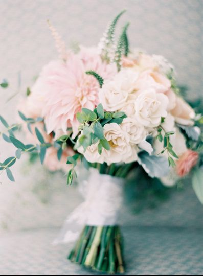 Bride's bouquet | PC: Jen Huang Photography