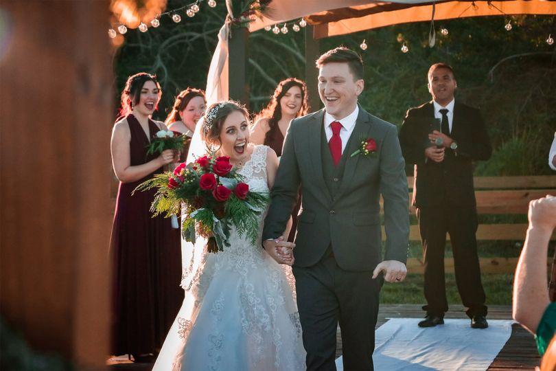 Newlyweds - JD Visual Magic