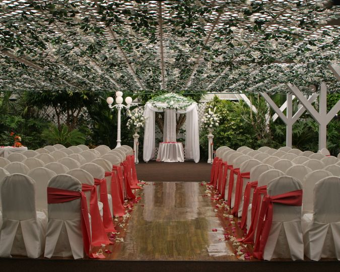 Rainbow gardens wedding ceremony reception venue for Wedding venues in las vegas nv
