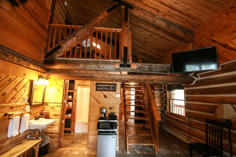 Rustic rooms