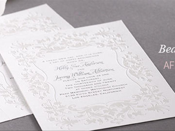 Tmx 1537630304 775b7773fc5f7f74 1537630304 F3b60e0c3d389050 1537630311984 2 Wedding Nov2017 New Orleans wedding invitation