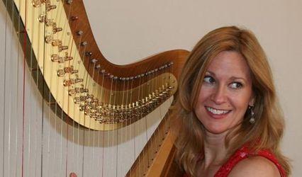 Laurie Rasmussen, Harpist