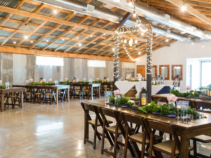 Tmx S Tables 51 1056665 Fredericksburg, TX wedding venue