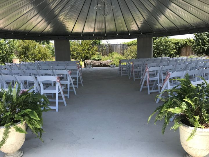Tmx Vaughn Arch 51 1056665 Fredericksburg, TX wedding venue