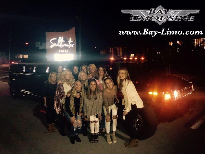 Girls Night Limo Style