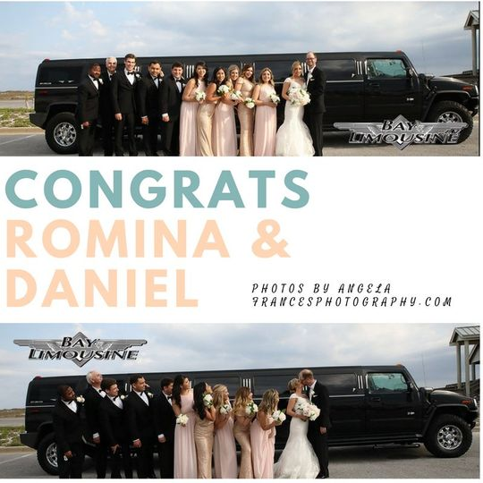Weddings by Bay Limo