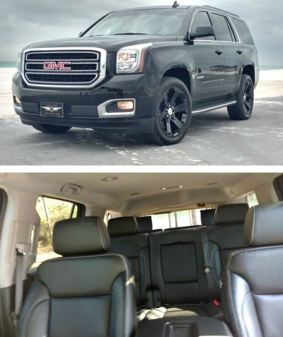 GMC Yukon - Black Out Edition