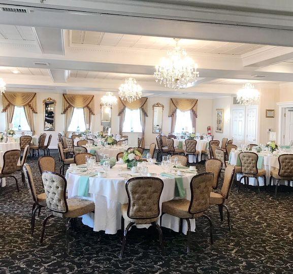 Ballroom Reception area