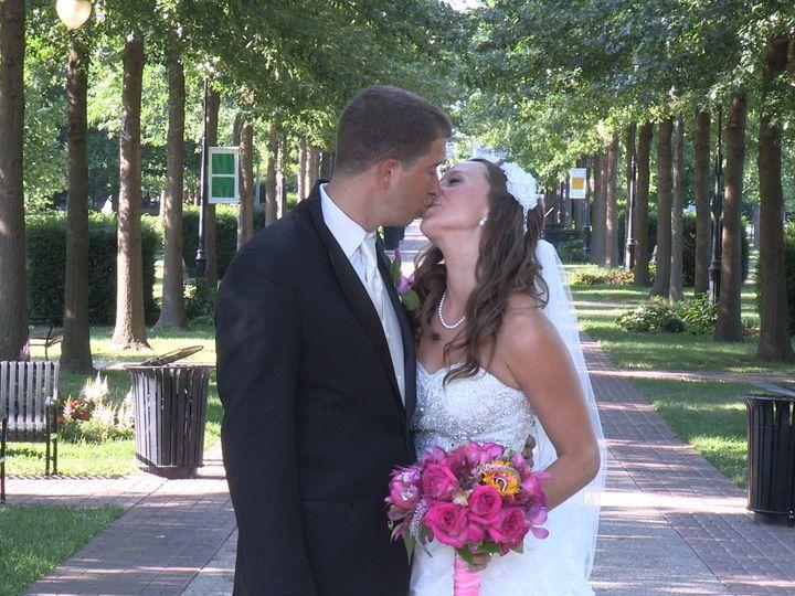 Tmx 1432161355538 Frozen Kiss Bill Steph Clinton wedding videography