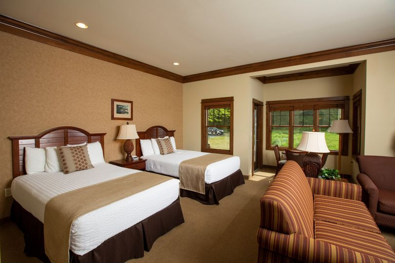 Double or King suites