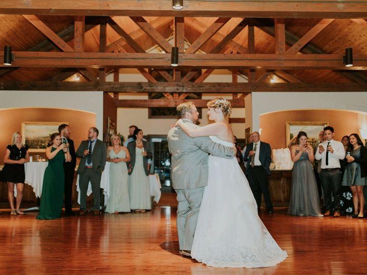 Tmx Brida And Groom Dance In Lobby 51 1087665 159421674132974 Luther, MI wedding venue