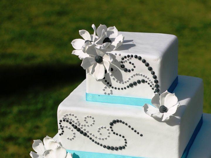 Tmx 1398890136886 Bling   Square  El Cajon, California wedding cake