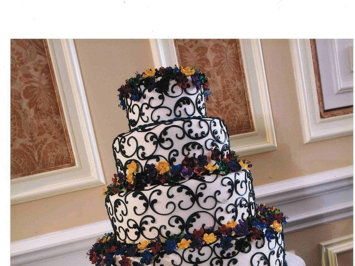 Tmx 1398895138512 Cci092620130000 El Cajon, California wedding cake