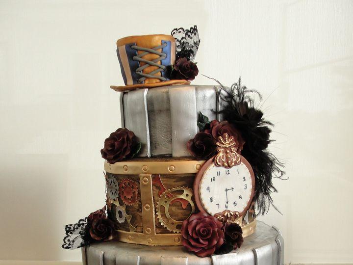 Tmx 1400039108576 66 El Cajon, California wedding cake