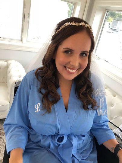 Bride Airbrush Makeup