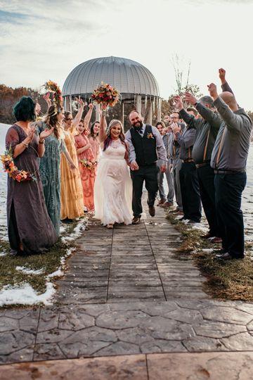 Eight Hands Weddings
