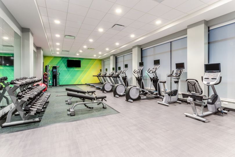 Holiday Inn Fitness Center