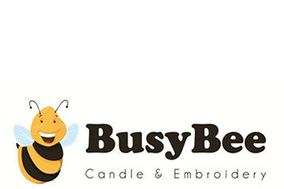 Busybee Candle and Embroidery