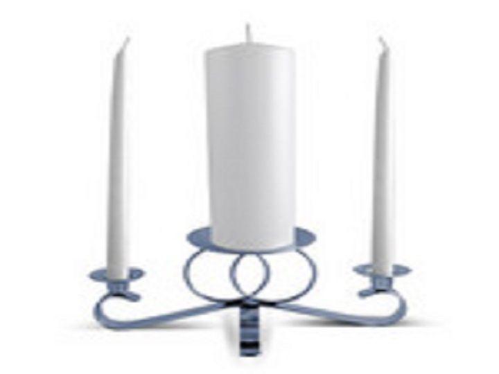 Tmx Silver Unity Candle Holder 51 599665 V1 Hawthorne, CA wedding favor