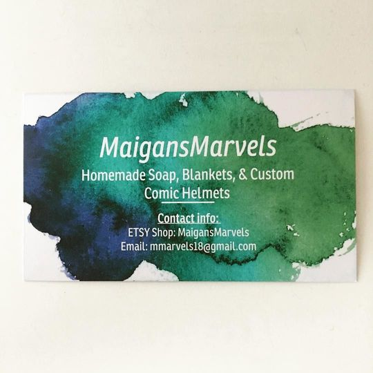 Business Card & Contact Information