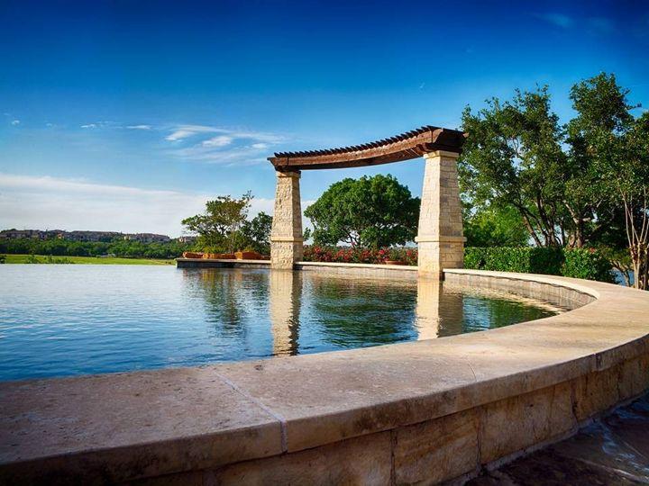 Tmx 1395330801730 Background Avery Ranch Golf Club Infinity Poo Austin, TX wedding venue