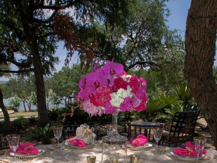 Tmx 1395330809797 R. Out Door Patio Tabl Austin, TX wedding venue