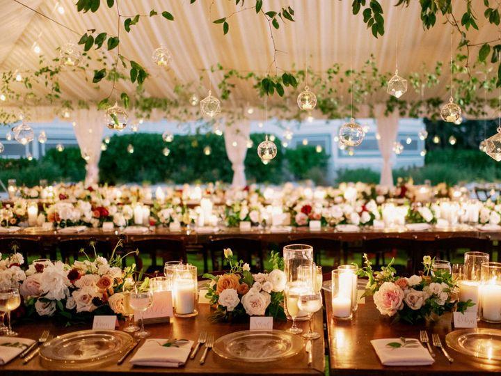 Casa Ybel Tent Wedding