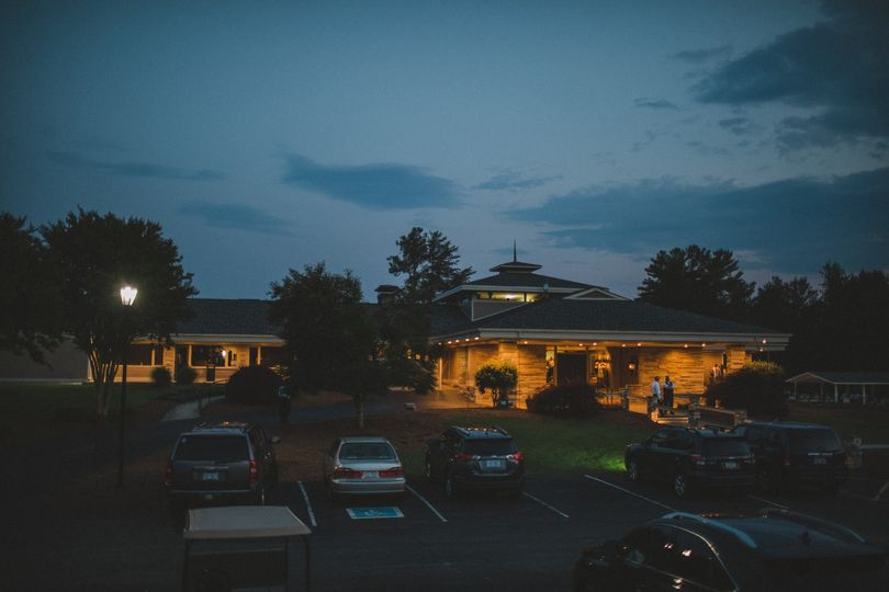 Clubhouse Nighttime