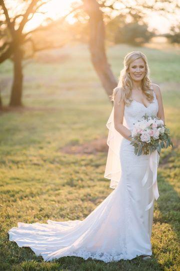 The garden bride