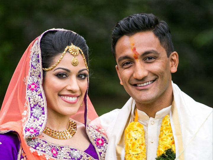 Tmx 1434513172520 Hindu Samaj Mandir Nicole Chan Photography Wm 14 Island Park, NY wedding beauty