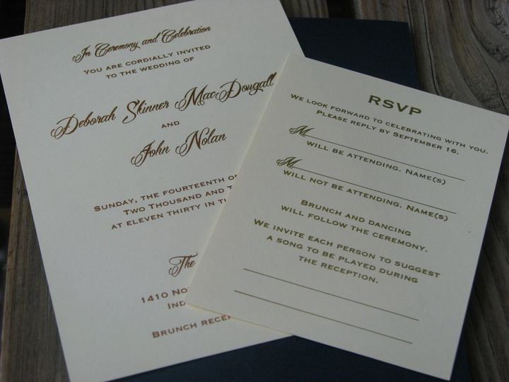 Tmx 1358184524152 Image3 Indianapolis wedding invitation