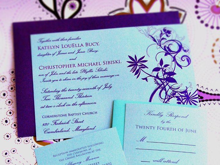 Tmx 1358184883968 Photo3 Indianapolis wedding invitation