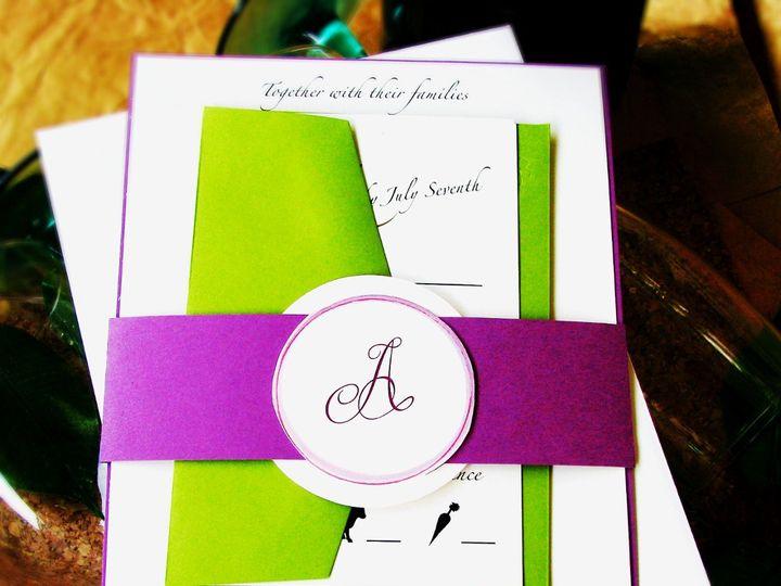 Tmx 1363356916034 Photo3 Indianapolis wedding invitation