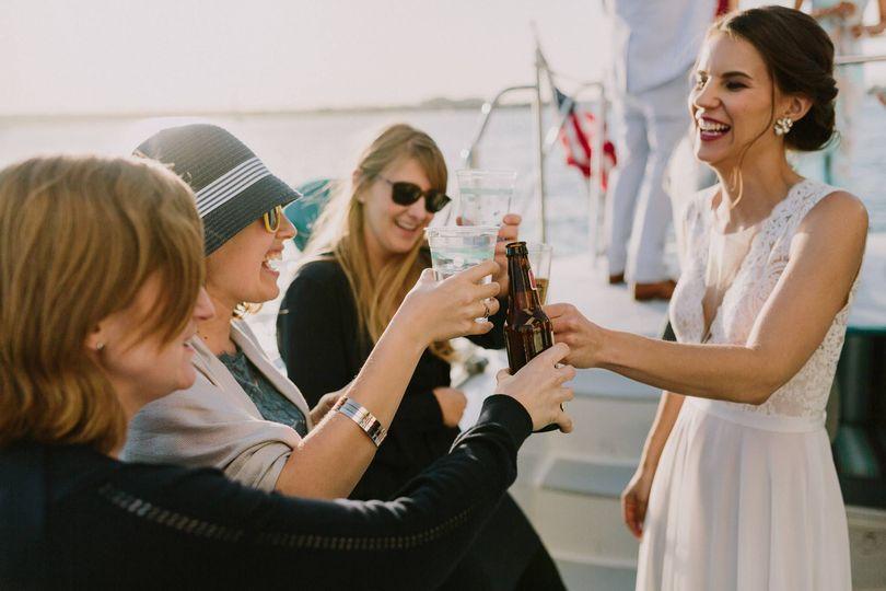 Aft Deck Cheers