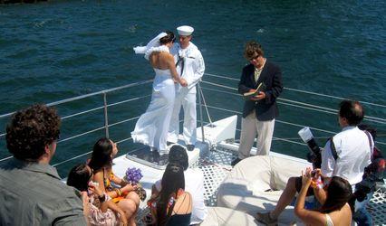 Aolani Catamaran Sailing 1