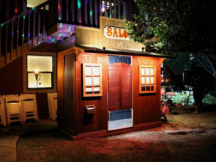 Tmx 1481149553087 Rustic Western Saloon Photo Booth Kansas Lenexa wedding rental