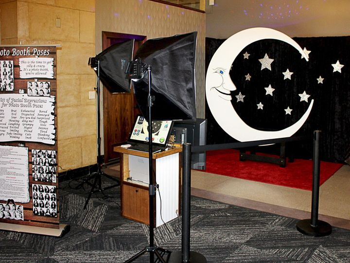 Tmx 1506438193496 Moon Stars Photo Booth Backdrop Shoot Lenexa wedding rental