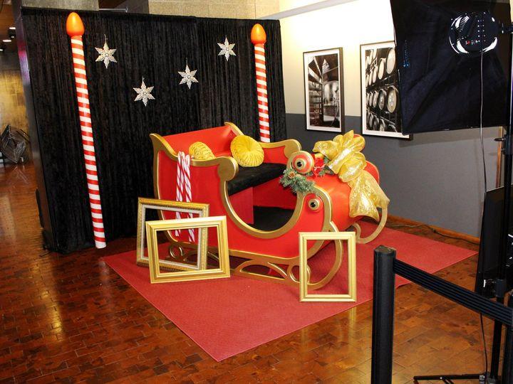 Tmx Holiday Santa Christmas Party Photo Booth Rental 51 663765 1573150992 Lenexa wedding rental