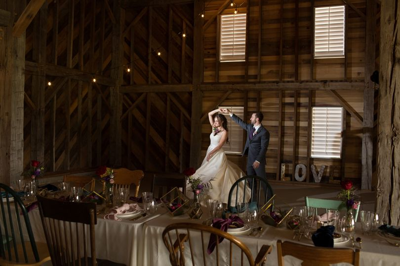 Dancing in the Barn