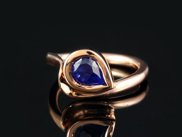 Tmx 1362696275220 14krPearSapphireEROTPD11 Ann Arbor wedding jewelry