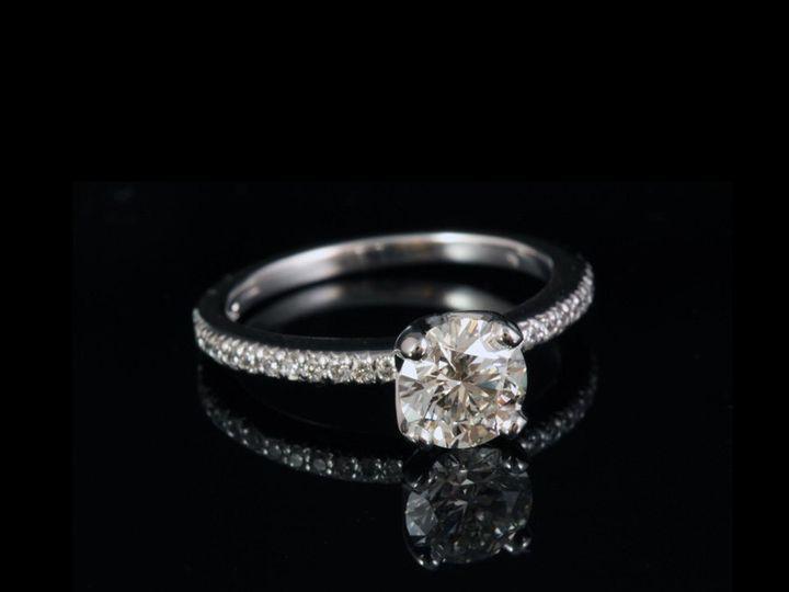 Tmx 1362696284041 14kwDiaBandERSTPM211 Ann Arbor wedding jewelry